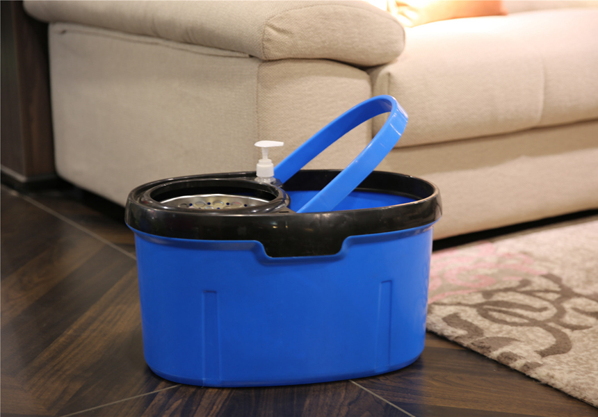 KXY-YXT  Deluxe spin mop 360