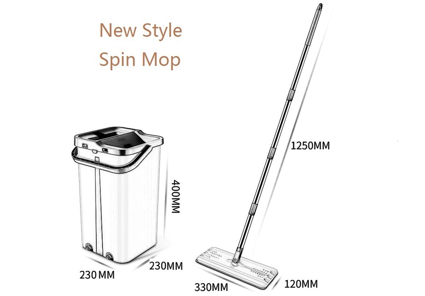 KXY-MSX1 New Style spin mop