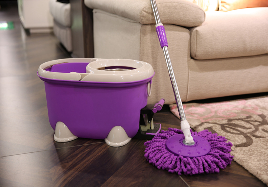 How To Repair 360 Spin Mop