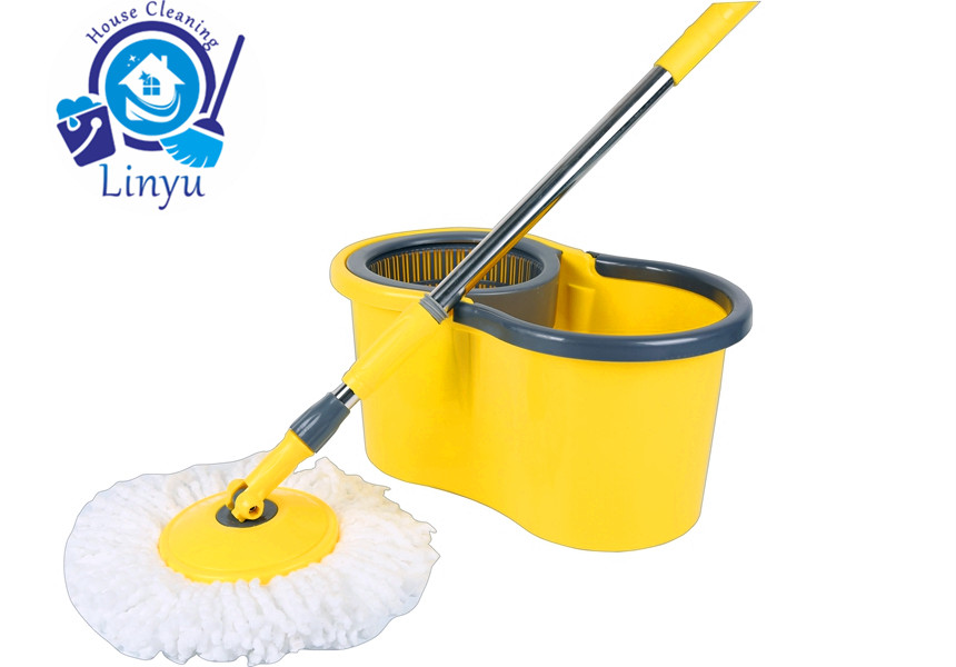 360 Degrees Spin Dry Magic Mop