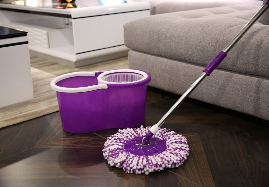 KXY-XBZ3 MAGIC SPIN MOP AND BUCKET 360 CLEANING MOP