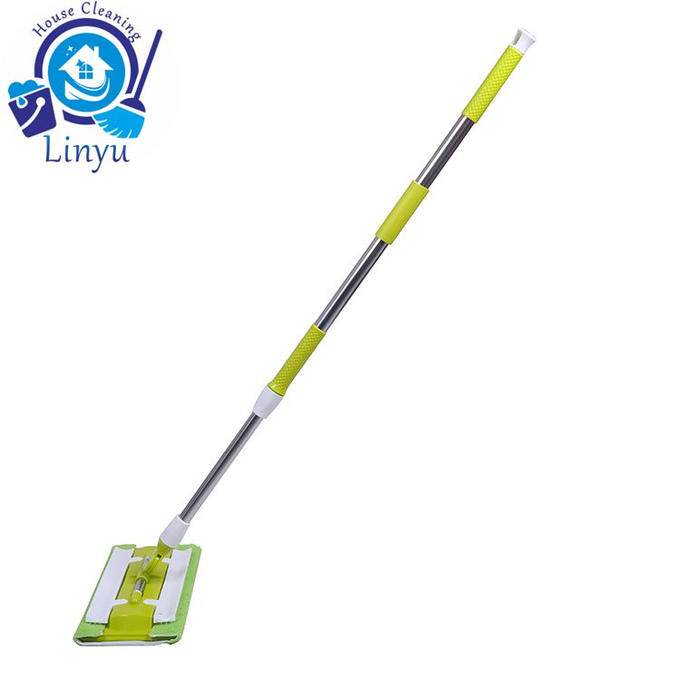 flat mop video