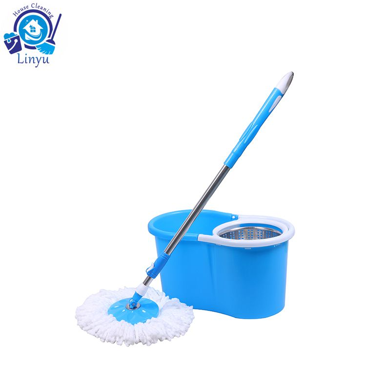 spin mop container loading