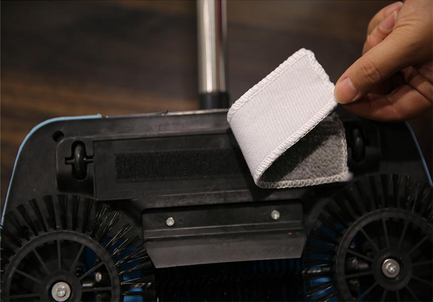 KXY-SDJ Stainless Steel Sweeping Machine