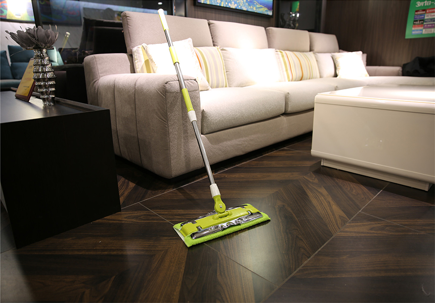 KXY-FM2 East Wood floor flat mop