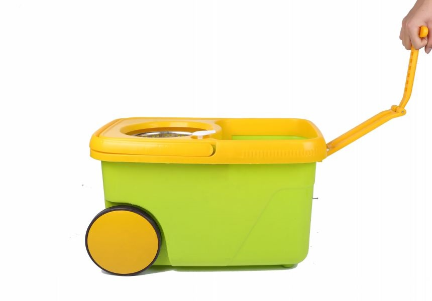 KXY-FTX 360 spin mop with wheels