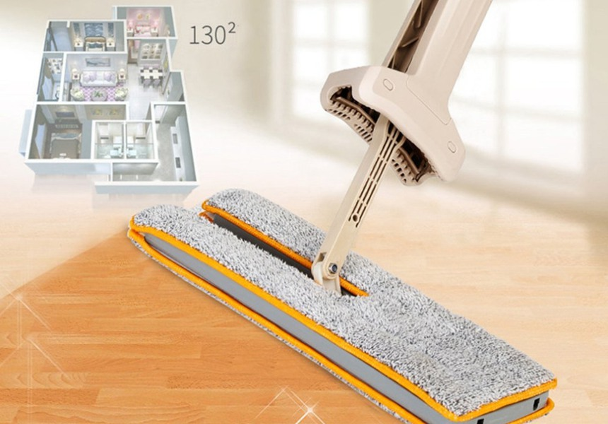 KXY-DMSX  Self-Wringing Double Sided Flat Mop