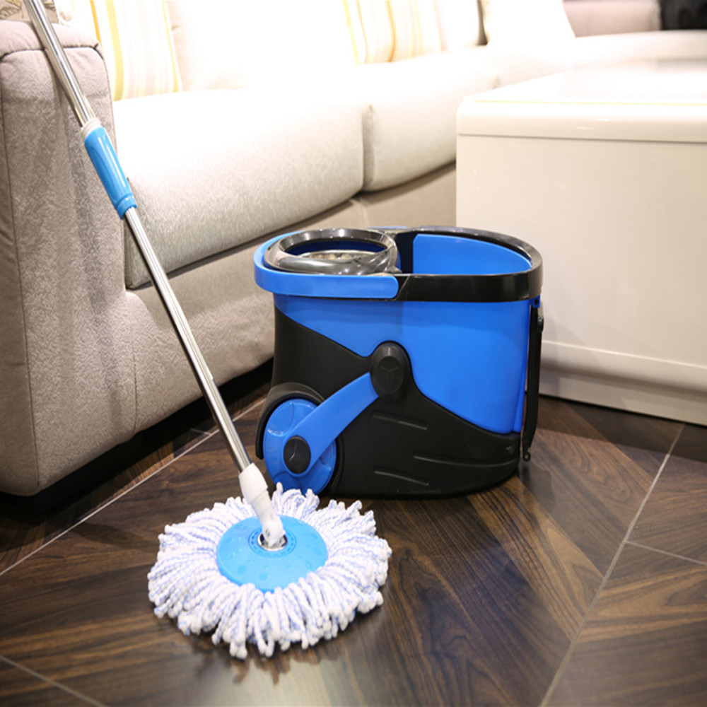 Development of Deluxe 360 Spin Mop With Wheels