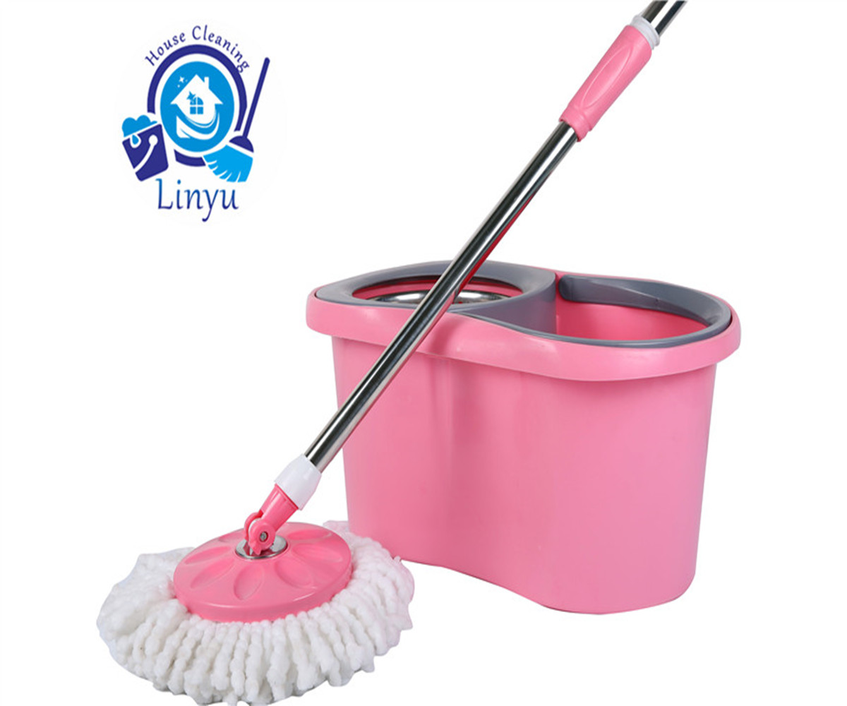 How the Magic Mop Bucket Manufacturer Makes 360 Degrees Spin Dry Magic Mop Light?