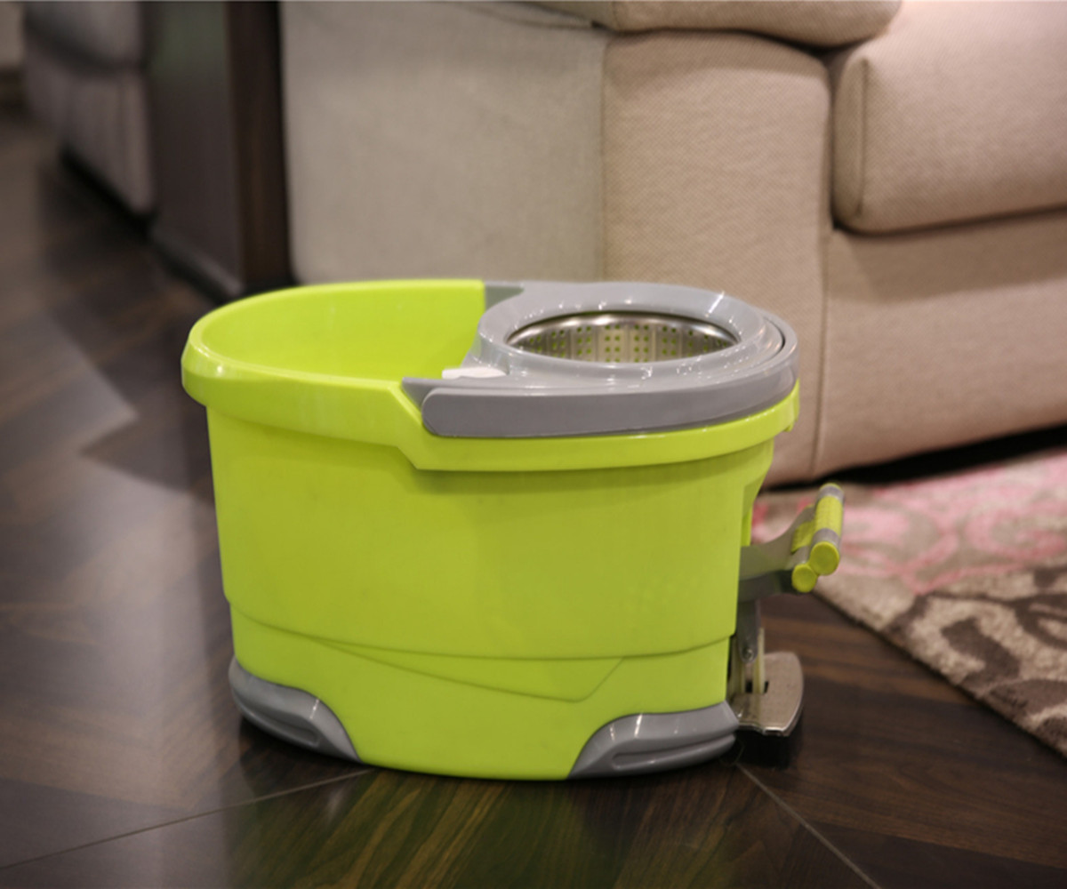 How To Prevent Damage To Spin Mop 360 With Foot Pedal Rod In a Humid Environment?
