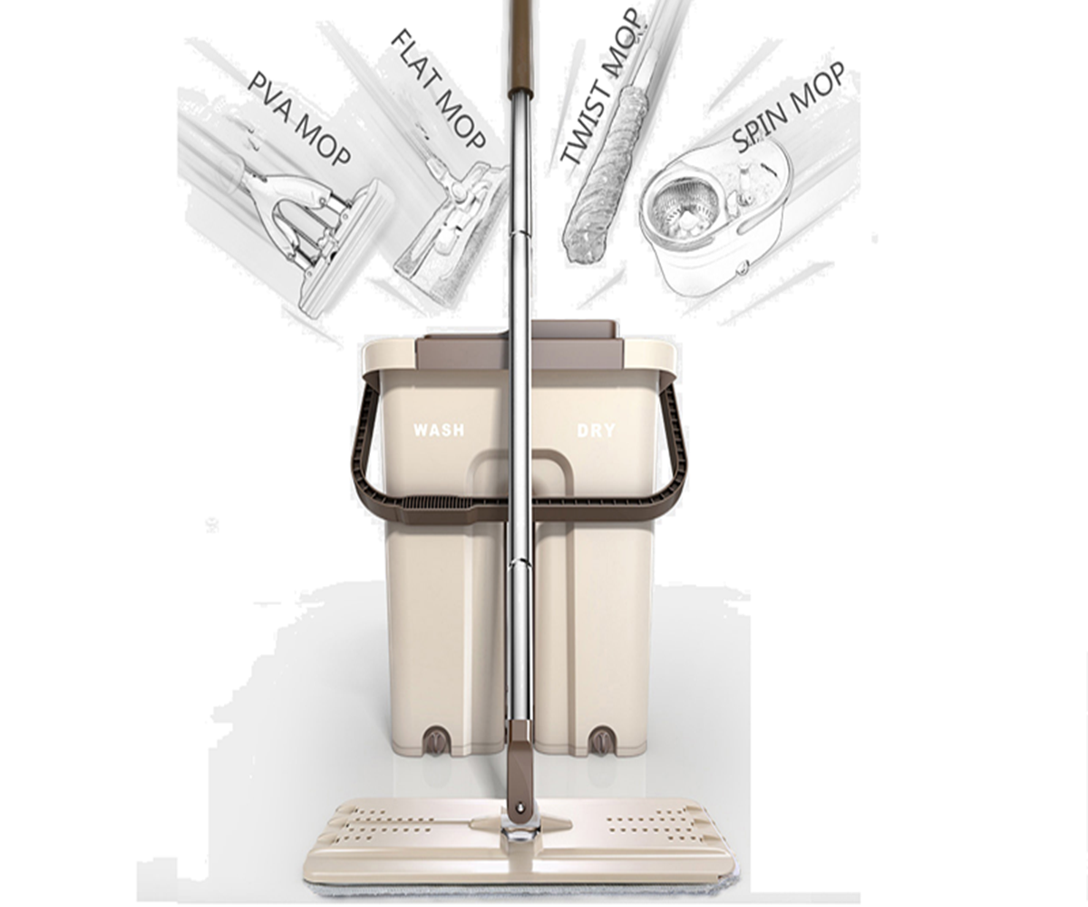 How To Choose A China Ultra-Strong Spin Mop?