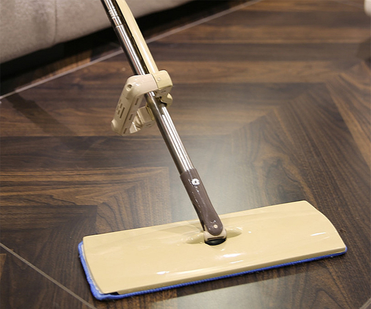 360 Spin Mop With Foot Pedal Is a Good Helper For The Spring Festival Cleaning!
