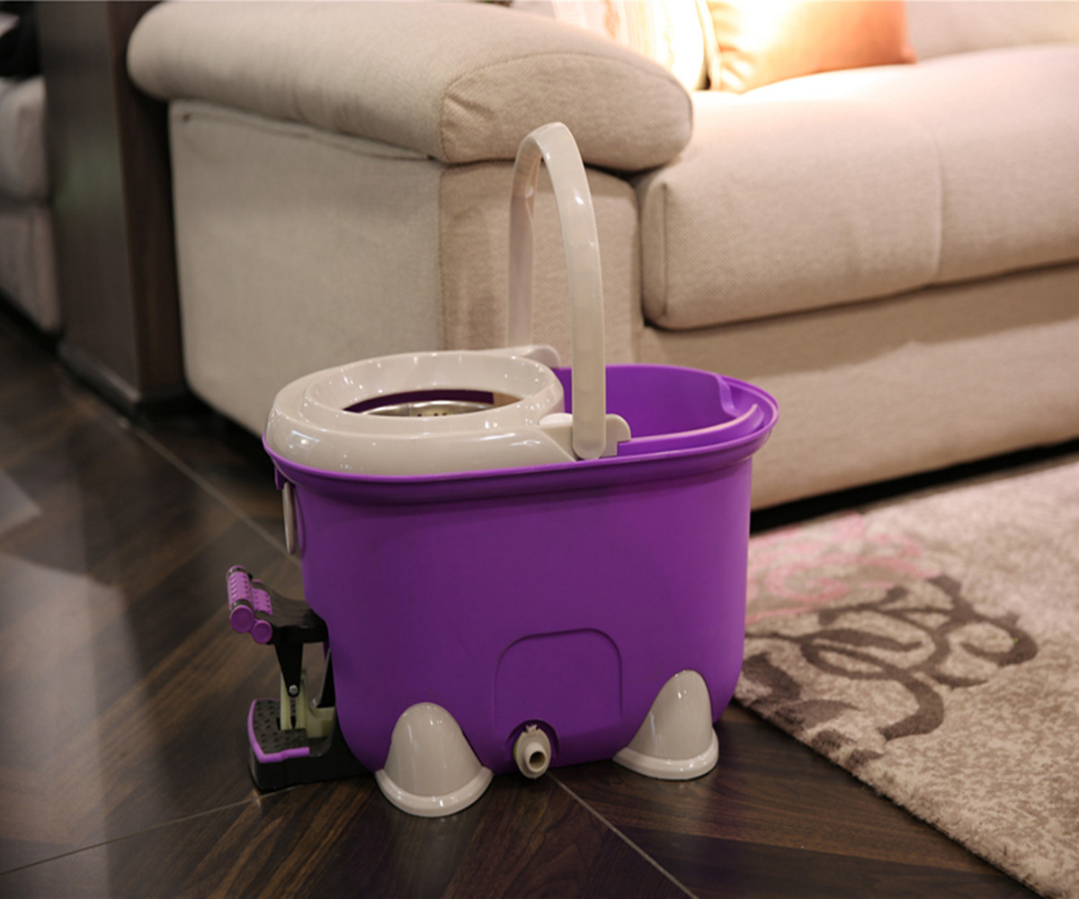 How To Maintain The 360 Degree Rotating Dry Mop In Peacetime?