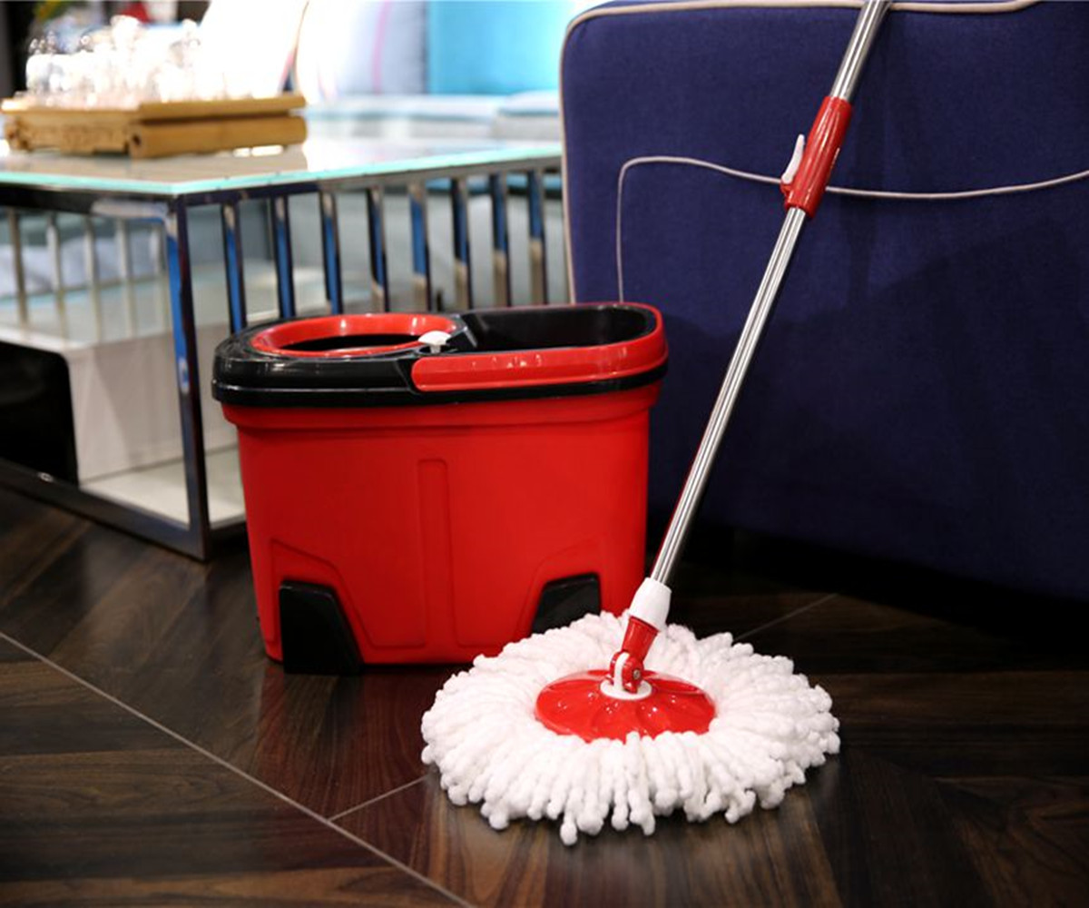 How To Use High Quality Deluxe 360 Spin Mop?