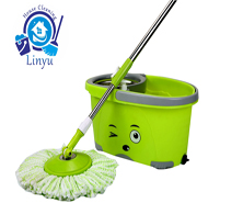 What Are The Characteristics Of A Spin Mop?