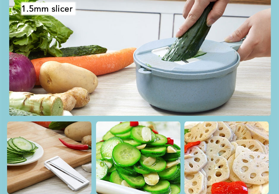 VS2 Vegetable slicer
